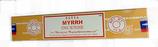 Encens Myrrh