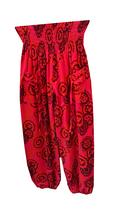 Pantalon Aladin rose