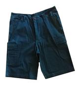 Short bleu/vert