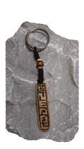 Porte-clés Népal brun