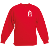 "Kinder Sweatshirt ""A"""
