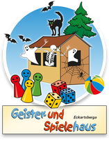 """Ticket """"Geister- und Spielehaus"""""""