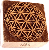 """ global Flower of Life "" printing block"