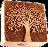 """""""Blätterbaum"""" Druckstock"""