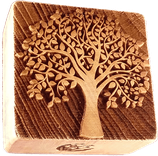 """Leaf Tree"" printing block"