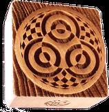 """crop-cirle"" printing block"
