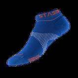 VOXX STASIS  ATHLETIC NO-SHOW in 5 Farben  Weiss , Grau, Schwarz , Blau , Rot