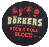 Patches - Badges Rock en Roll Bloed