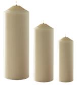 Grandola Flüssigwachs-Kerzen für Laternen