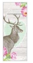 Besteck-Serviette WALDEMAR 94274
