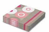 Crazy Dots pink 41909