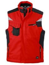 Workwear Wintersoftgel-Gilet/Weste