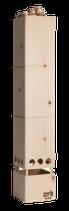 ZIRB BERGLUFT gross Höhe 120 cm, Durchmesser 22 x 22 cm