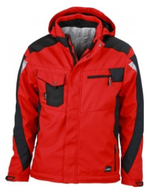 Workwear Wintersoftgel-Jacke