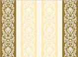 Tischset Pascal gold-crème - 60880