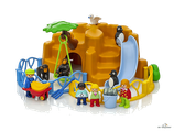Playmobil 1.2.3 Zoo (9377)