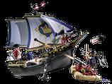 Playmobil Pirates Rotrocksegler (70412)