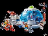Playmobil Action Polar Ranger Hauptquartier (9055)