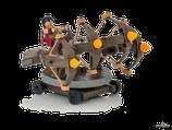 Playmobil Dragons Eret mit 4-Schuss-Feuer-Balliste (9249)