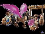 Playmobil THE MOVIE Marla, Del und Pferd mit Flügel (70074)