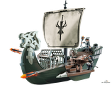 Playmobil Dragons Drachenschiff (9244)