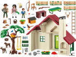 Playmobil Country Forsthaus (6811)