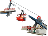 Playmobil Country Seilbahn mit Bergstation (5426)