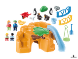 Playmobil 1.2.3 Zoo (9377)