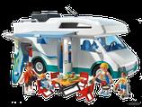 Playmobil Summer Fun Familien Wohnmobil (6671)