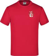 Rotes KAMIPO T-Shirt Kinder