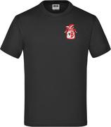 Schwarzes KAMIPO T-Shirt Kinder
