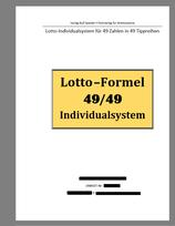 Lotto-Formel 49/49 - SINGLE-Edition [Buch]