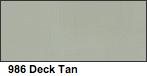 Vallejo Deck Tan Matte