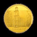 """BRD 100 Euro Gold 2020 Einigkeit """"F"""""""
