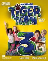 TIGER 3 Pupil's book. Cicle Mitjà 3r de Primària