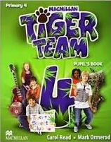 TIGER-4- Pupil's book. Cicle Mitjà 4t de Primària