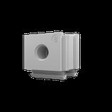 SPP Tule (klein)   - blind, voor 1, 2 of 4 kabels en ASI kabels - kleur GRIJS of ZWART