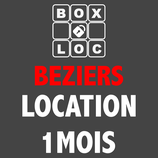 LOCATION MENSUEL BEZIERS