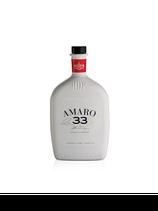Amaro 33 allo Zenzero 50 cl