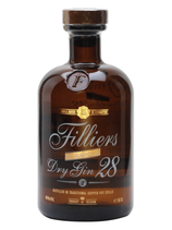 Gin Filliers Dry 28 50cl