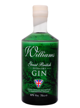 "Gin Williams ""Great British"" 70cl"