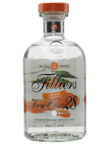 Gin Filliers Dry 28 Tangerine 50cl