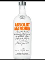 Vodka Absolut Mandrin 1L