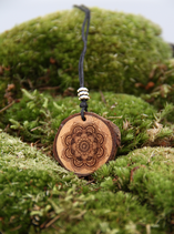 Wooden Tale Mandala 1