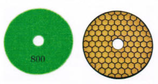 "4"" Economy Dry Polishing Pad"