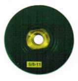 "4"" Green Flexible Backer Pad"