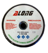 4x2 Green Silicon Carbide Wheel