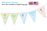 DIY-pennant chain