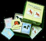Pony Memo Pferdefarben und Abzeichen