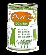 Pure Bio Ente und Zucchini